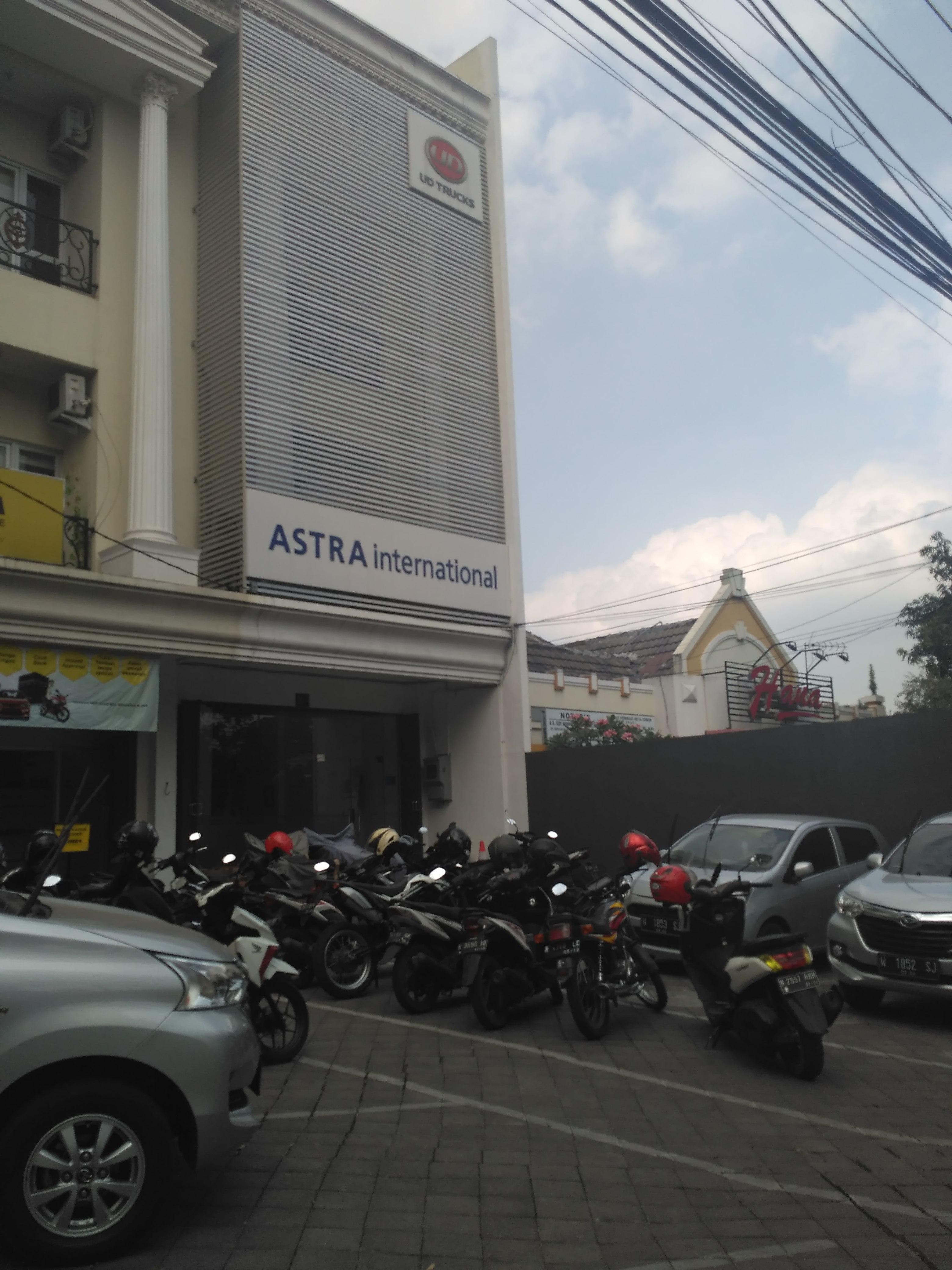 PT AI - UD TRUCKS SALES OPERATION Cabang Malang