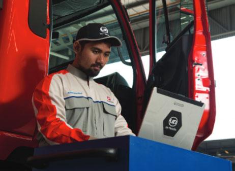 UD Genuine Service