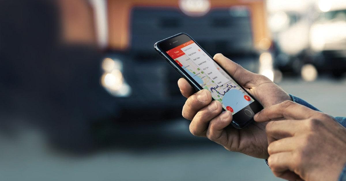 Aplikasi Mobile UD Telematic