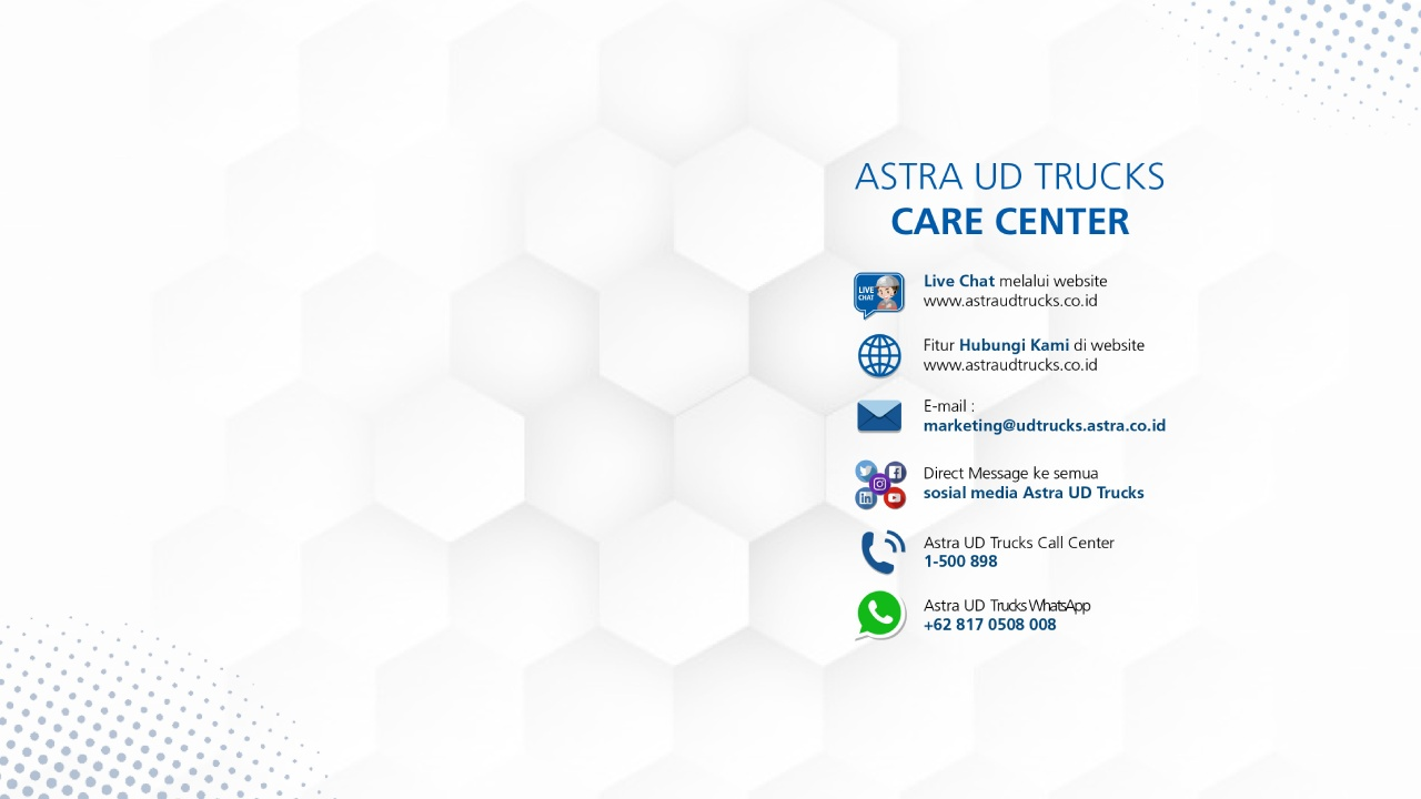 Astra UD Trucks Care Center