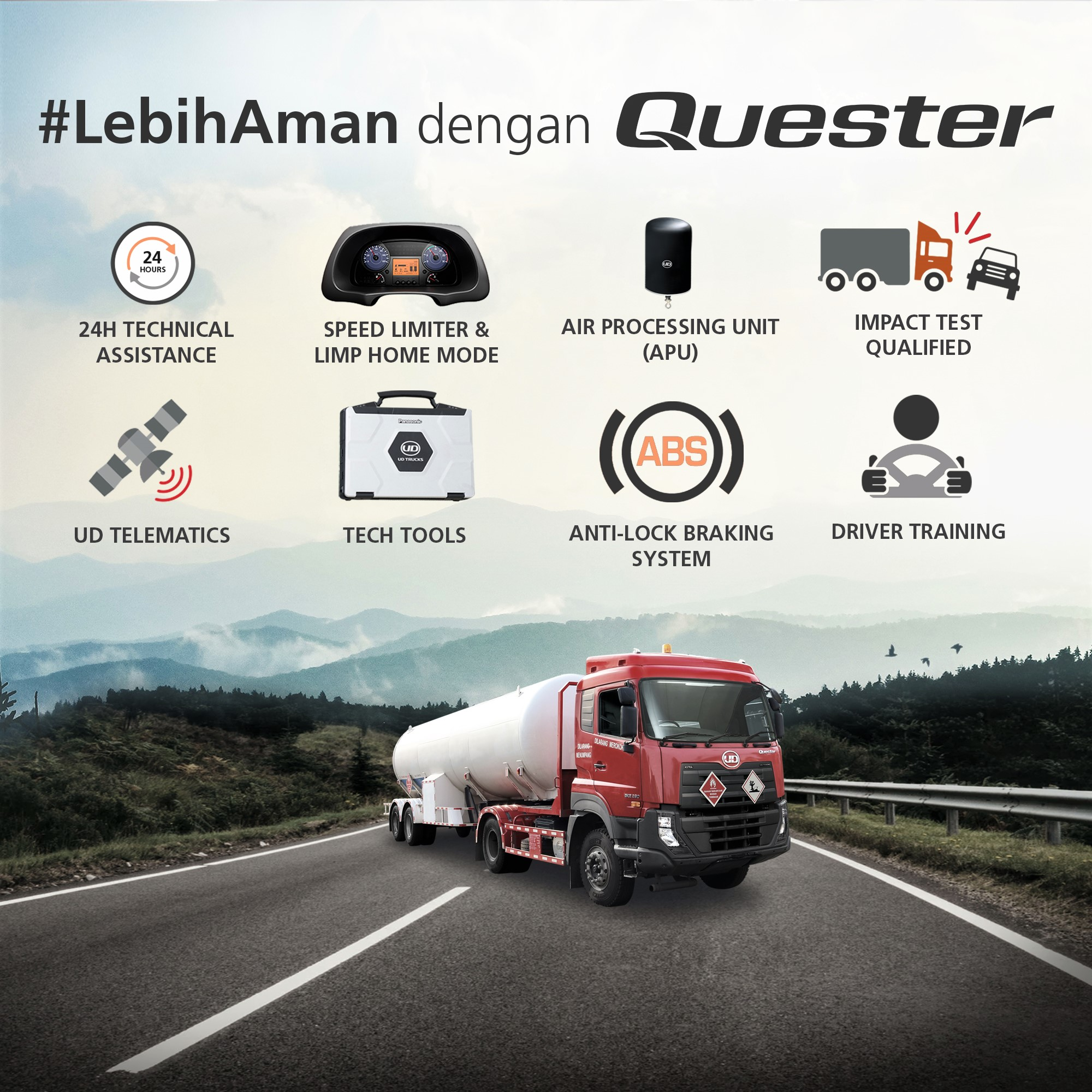 #MoreSafety with Quester