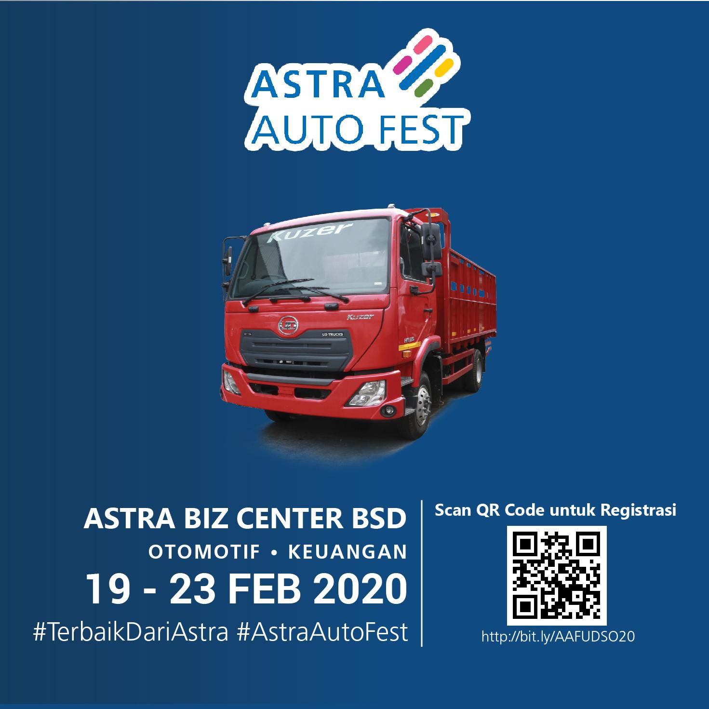 Astra Auto Fest 2020