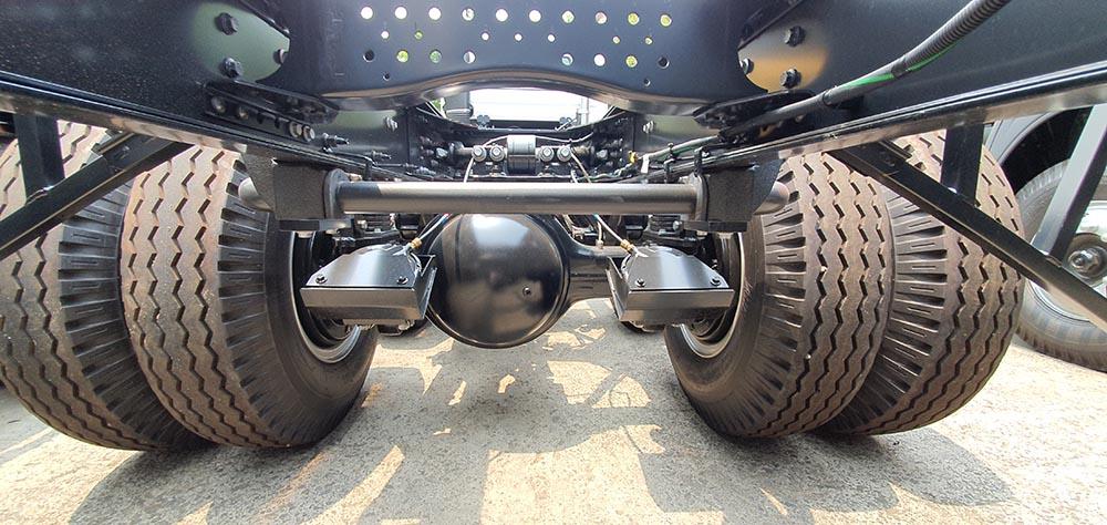 Mengenal Konfigurasi Sistem Penggerak Truk UD Trucks dan Kegunaannya