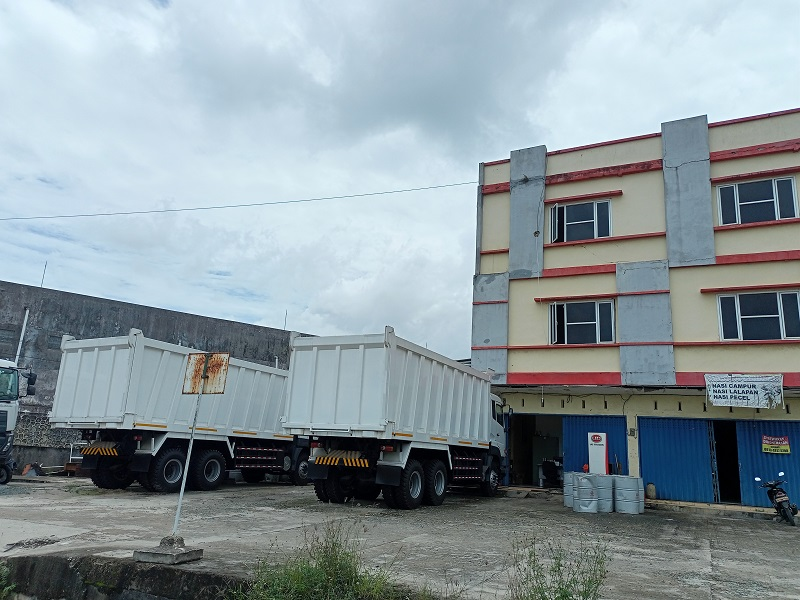 PT AI - UD TRUCKS SALES OPERATION Cabang Balikpapan