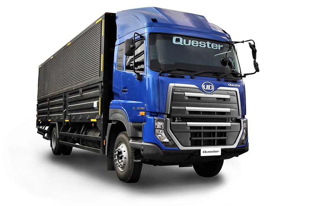 Mudah! Begini Cara Membaca Arti Kode Yang Ada di Truk UD Trucks