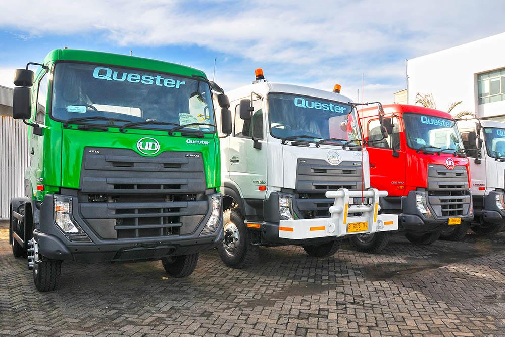 Kelebihan UD Trucks Quester