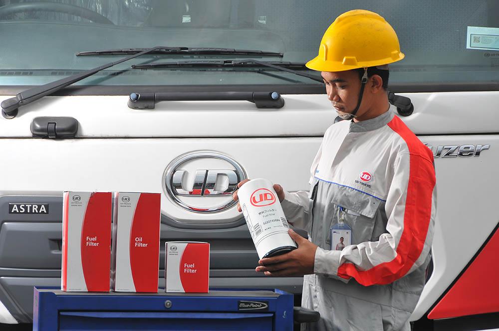 Aman, Spare Part UD Trucks Ada di Seluruh Indonesia!